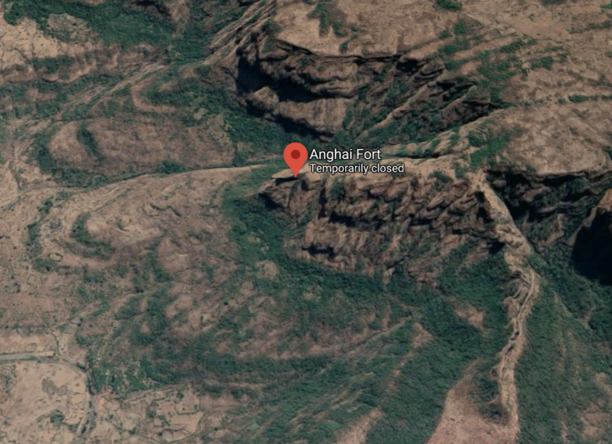 Anghai fort trek